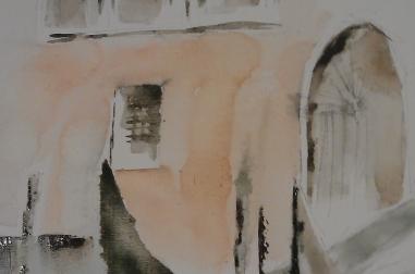 "Gondolas – Venice (18"" x 24"")"
