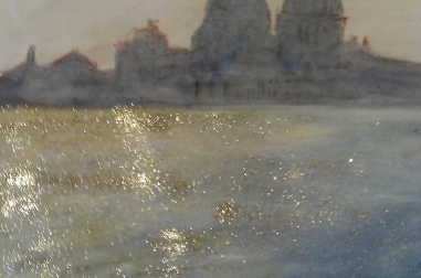"San Giorgio - Venice (16"" x 12"")"