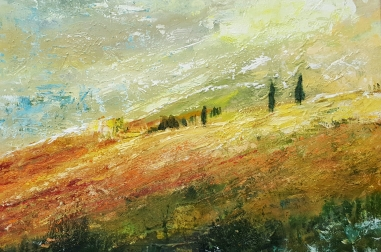 "Tuscan Summer (24"" x 18"")"