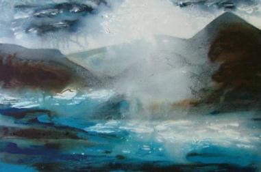 Moonlit Loch
