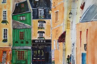 Paris - Odette