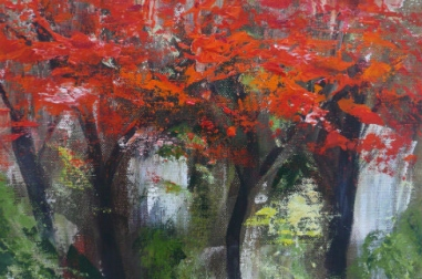 Red Maples IV