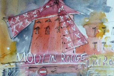 Moulin-Rouge - SOLD