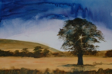 Ryeworth Oak Tree