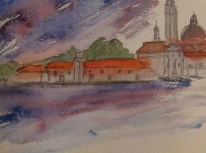 San Giorgio (sketch)