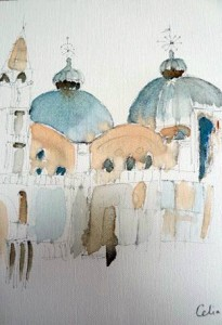 Venice Sketch II