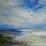Windswept shores - SOLD