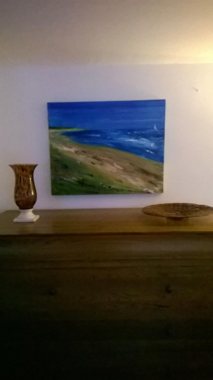 La Plage in Clients home